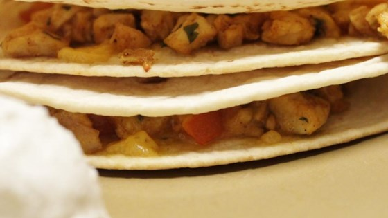 Photo of Barbecued Chicken Quesadillas by belizza
