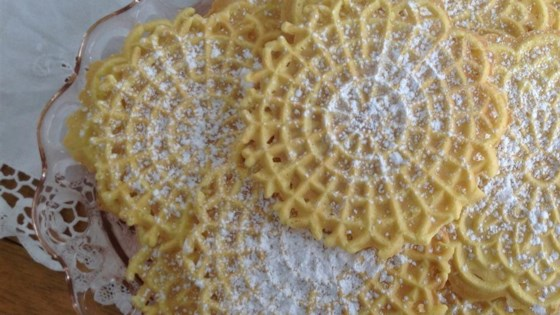 Photo of Pizzelle-Italian Tradition by Tiffany R. Coffman