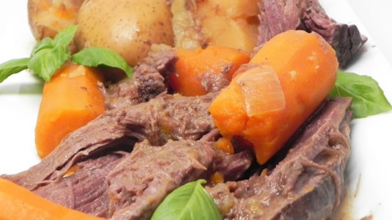 Photo of All Day Venison Pot Roast by Erin A.