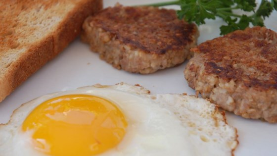 Photo of The Sarge's Goetta - German Breakfast Treat by Sarge