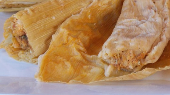 Photo of Sylvia's Pork Tamales by mzhelaineous