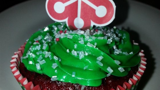 Photo of Red and Green Velvet Cake! by arielxxlynn
