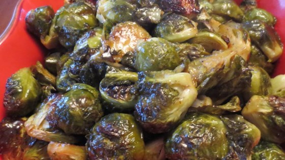 Photo of Roasted Brussels Sprouts with Agave and Spicy Mustard by Zoodleman