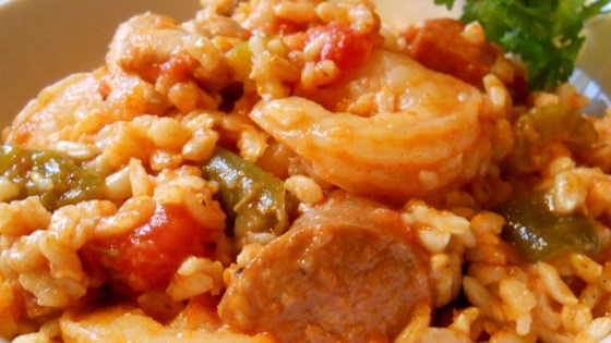 Photo of Oven Baked Jambalaya by JOSLYN