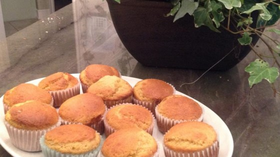 Photo of Coffee Shop Corn Muffins by Clare  Masyada