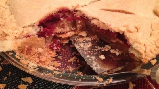 Photo of Cranberry Pie II by sal