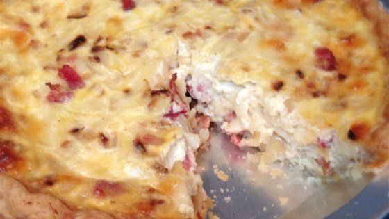 Photo of Easy Quiche Lorraine by LADYNUSS