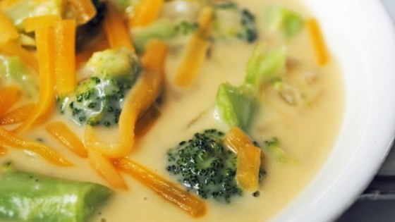 Photo of Slow Cooker Cream of Broccoli Soup by Jeremy Weidig