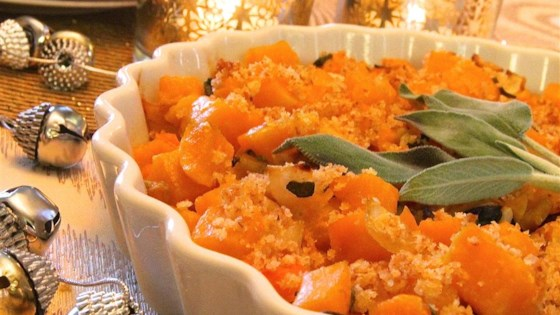 Photo of Butternut Squash Gratin by lyss8