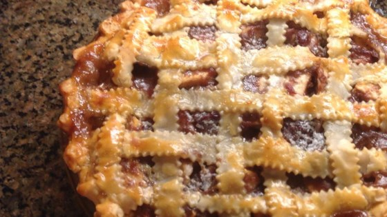 Photo of Cranberry Apple Pie II by JJOHN32