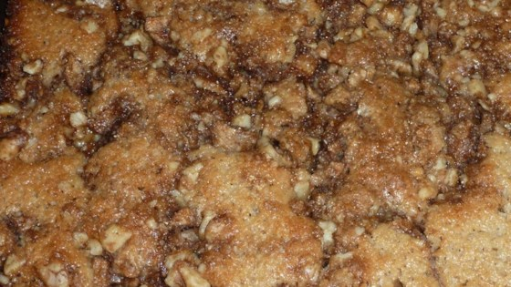 Photo of Apple Streusel Coffee Cake by April Fear