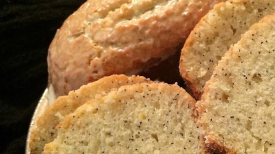 Photo of Lemon Poppy Seed Bread by Margie