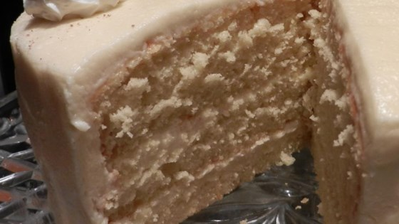 Photo of Deep South Eggnog Cake by Baricat