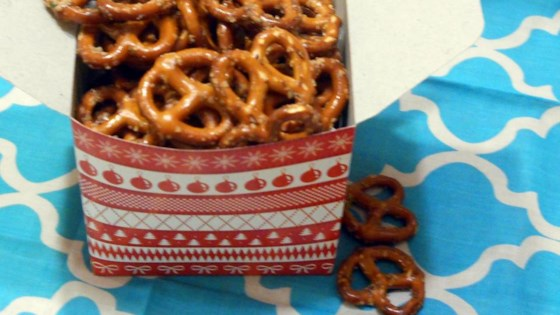 Photo of Spicy Pretzels by Valarie