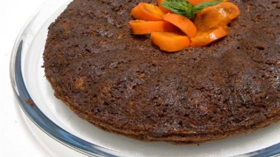 Photo of Persimmon Pudding Cake by Kiana