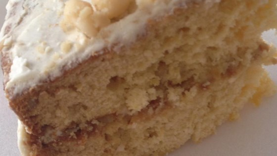 Photo of Pineapple Macadamia Nut Cake by Arayna Fisher