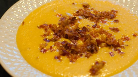 Photo of Bacon-Cheddar Cauliflower Chowder by Jessica Willis