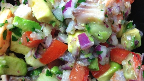 Photo of Seafood Medley Ceviche by Shyla Lane