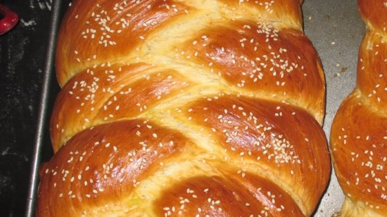 Photo of Miriam's Not-So-Secret Challah by MIRIAM571