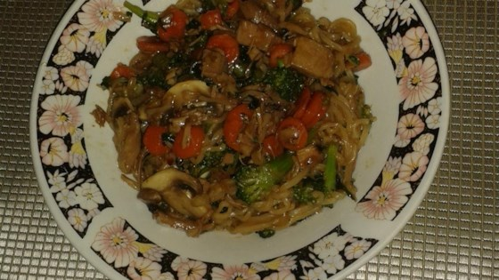 Photo of Stir Fry Turkey (Dad's Version) by BunnyBaker