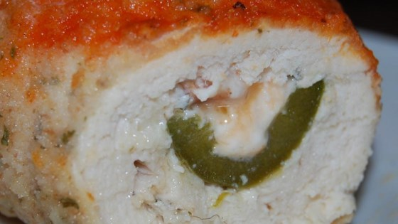 Photo of Jalapeno Popper Chicken by LBR8