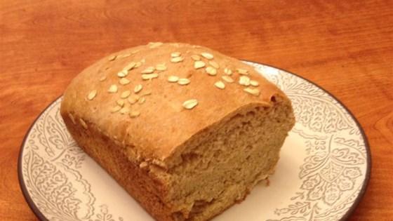 Photo of Oat-N-Honey Bread by Kathy Nowell