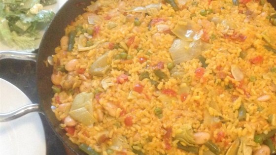 authentic paella valenciana review by cherylin1