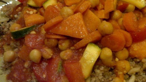 Photo of Israeli Moroccan Couscous by Cig