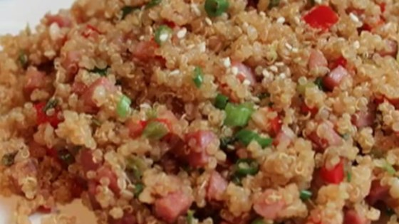 Photo of Pork Fried Quinoa by Chef John