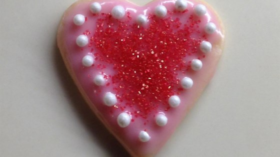 Photo of Sugar Cookie Glaze by Cyndi