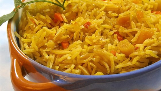 Photo of Apricot Almond Pilaf by JOHNTHEBEAR