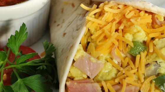Photo of Denver Omelet Breakfast Taco by Lindsey Watson