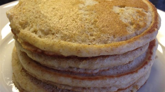 Photo of 100% Whole Wheat Pancakes by Kristie Ann