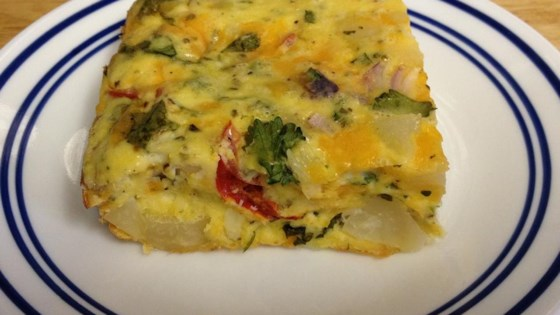 Photo of Vegetarian Mexican Breakfast Casserole by carcrumpler
