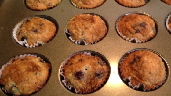 Photo of Blueberry Banana Nut Muffins by Brenda Nugen