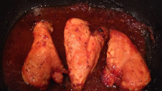 Photo of Easy To Do Oven BBQ Chicken by Oshrat Abadi