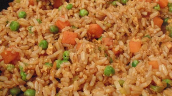Chappy's Garlic Fried Rice