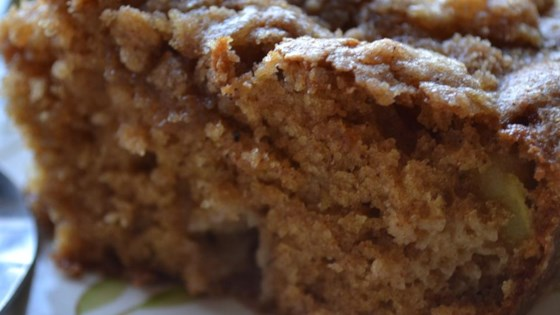Photo of Apple Coffee Cake by Nancy Gibson