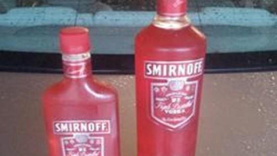 Strawberry-Infused Vodka