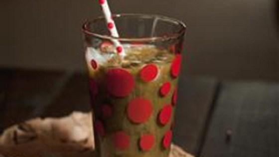 Photo of Winter Refresher Green Smoothie by Angela Sackett | Superhotmama