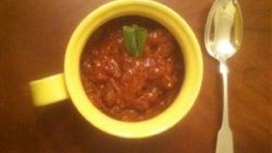 Best No-Bean Chili
