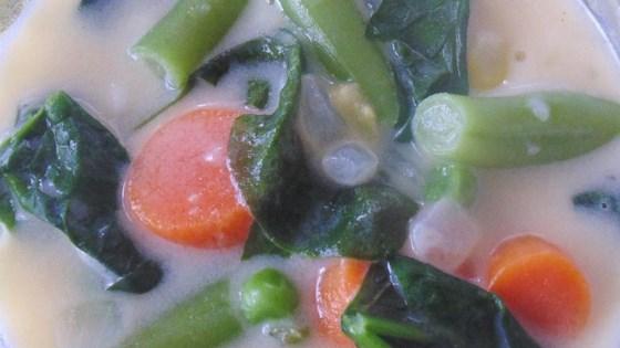 Photo of Easy Cheesy Vegetable Chowder by Belinda Williams Duke