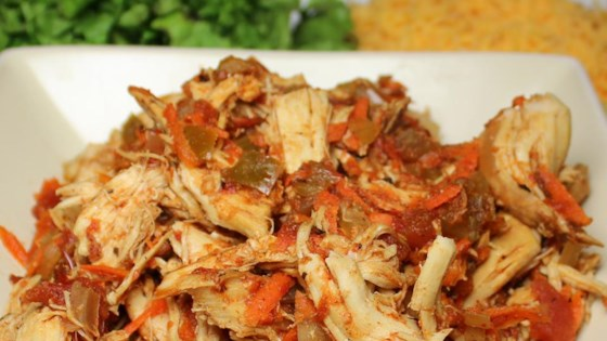 Photo of Slow Cooker Salsa Chicken by Carajeanne