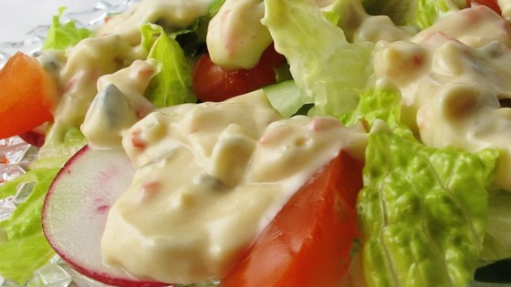 Authentic Thousand Island Dressing Recipe Allrecipescom