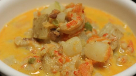 Photo of Crawfish Potato Soup by ANGELVEN