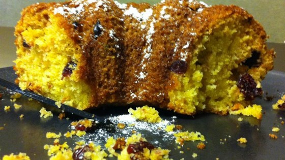 Photo of Grandma's Cranberry Orange Cake by STACEYO
