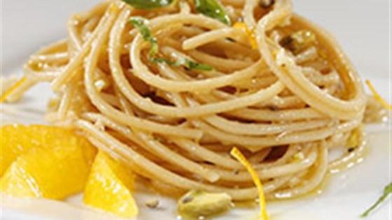 Photo of Nina's Best Citrus Pesto Spaghetti by Barilla