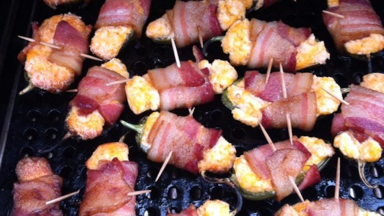 Photo Of Grilled Jalapeno Poppers By Philip Dally