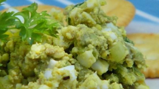 Photo of Light Avocado Egg Salad by K-Dub
