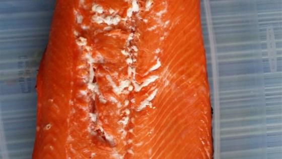 Salmon Brine That's Oh-So-Fine